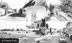 St Neots, Composite c.1965