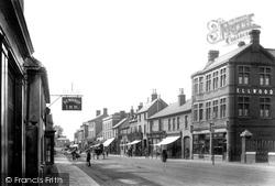 St Neots, High Street 1897