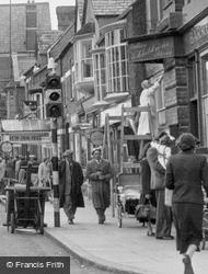 High Street c.1955, St Neots