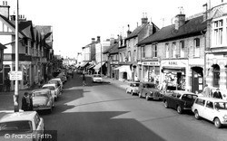 St Neots, High Street c.1960