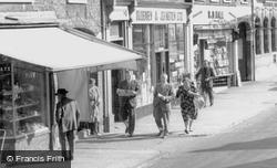 High Street c.1960, St Neots