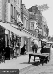 Market Place Shop 1897, St Neots