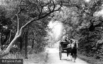 St Neots, Mill Lane 1897