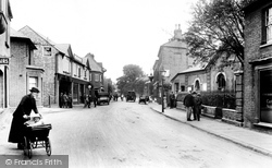 St Neots, New Street 1925