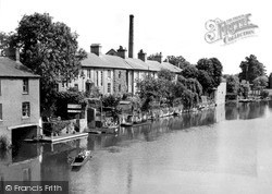 St Neots, River Terrace c.1955