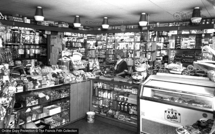 St Neots, Roper's Shop, Cambridge Street c.1965