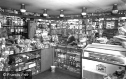 St Neots, Roper's Shop, Cambridge Street c.1965