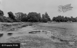 St Neots, The Common c.1955