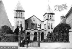 St Neots, Wesleyan Chapel 1897