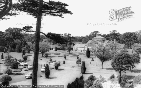 Photo of St Nicholas, Dyffryn House And Gardens c.1965