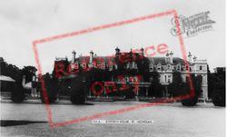 Dyffryn House c.1965, St Nicholas