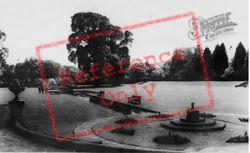 Dyffryn House Gardens c.1965, St Nicholas