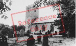 The Church c.1965, St Nicholas