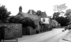The Village c.1960, St Nicholas