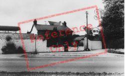The Village c.1965, St Nicholas