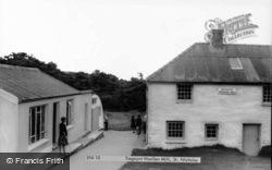 Tregwynt Woollen Mill c.1960, St Nicholas