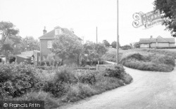 St Osyth, Beach Road c.1955