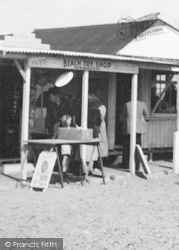 St Osyth, Beach Toy Shop c.1955