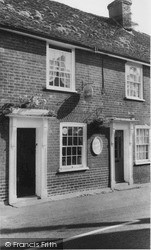 St Osyth, Cottage Treasures, Spring Road c.1960