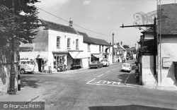 St Osyth, High Street c.1965