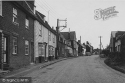 Mill Street c.1955, St Osyth