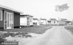 St Osyth, New Way, Point Clear Bay c.1960