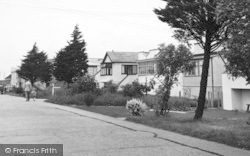 St Osyth, New Way, Point Clear c.1955