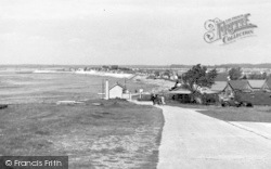 St Osyth, Point Clear Bay c.1955