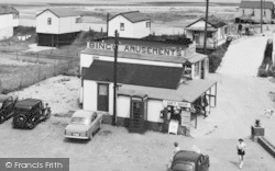 St Osyth, Point Clear Bay, Gift Shop c.1960