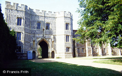 St Osyth, Priory, Gatehouse 1993