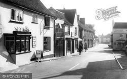 Spring Road c.1960, St Osyth