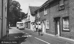 Spring Road c.1965, St Osyth