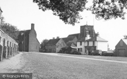 St Osyth, The Bury c.1955