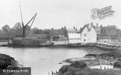 St Osyth, The Creek 1912