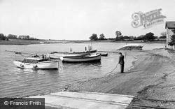 St Osyth, The Creek c.1955
