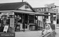 St Osyth, The Gift Shop c.1955