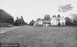 St Osyth, The Green c.1960