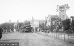 St Osyth, The Priory 1895