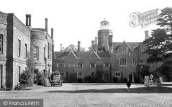 St Osyth, The Priory c.1955