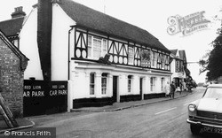 St Osyth, The Red Lion c.1960