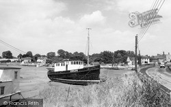 St Osyth, The River c.1965