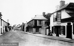 St Osyth, The Village 1912