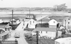 St Osyth, View From The Martello Tower, Point Clear Bay c.1960