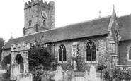 St Peter's, St Peter-In-Thanet Church 1908