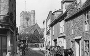 St Peter's, The Village 1912