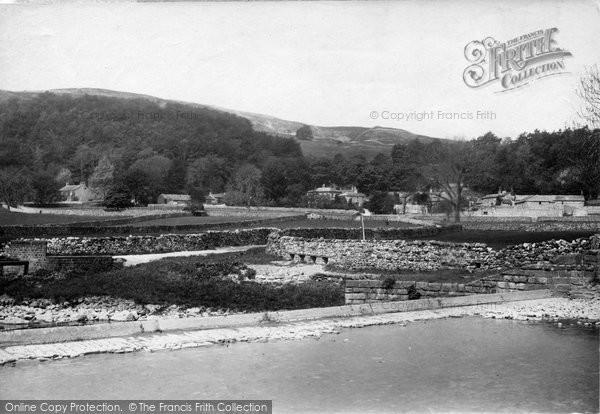 Photo of Stackhouse, Village 1895