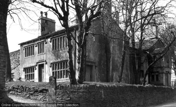 Stacksteads, Fearns Hall (1557) c1955