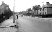 Stacksteads, Fernville Terrace c1955