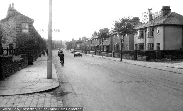 Photo of Stacksteads, Fernville Terrace c1955