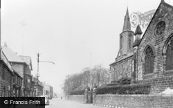 Stacksteads, Newchurch Road c.1955